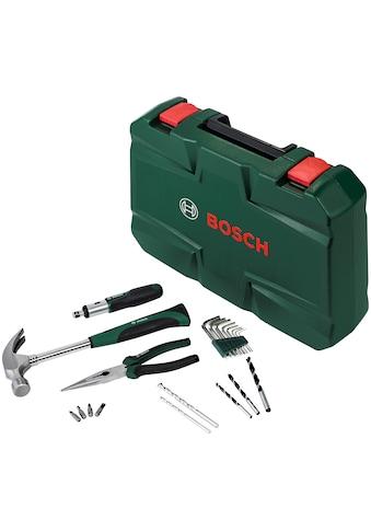 BOSCH Werkzeugset »All in One DIY Kit«, (Set, 111 St.) kaufen