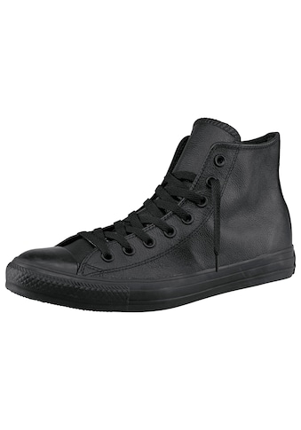 Converse Sneaker »Chuck Taylor All Star Hi Monocrome Leather« kaufen