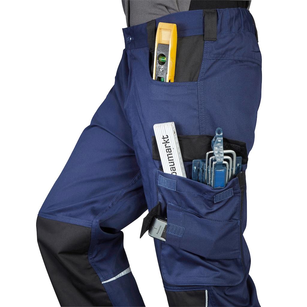Arbeitshose »Pull«, mit Knieverstärkung