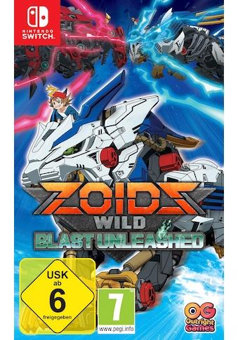 Zoids Wild: Blast Unleashed Nintendo Switch kaufen