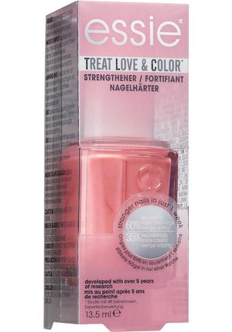 essie Nagellack »Treat, Love & Color«, Nagelhärter kaufen