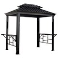 50NRTH Grillpavillon »BBQ Messina«, BxL: 179x292 cm