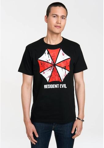 LOGOSHIRT T-Shirt mit Umbrella-Symbol kaufen
