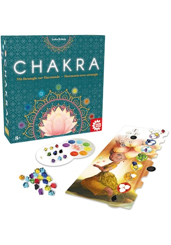 Game Factory Spiel »Chakra«, Made in Europe kaufen