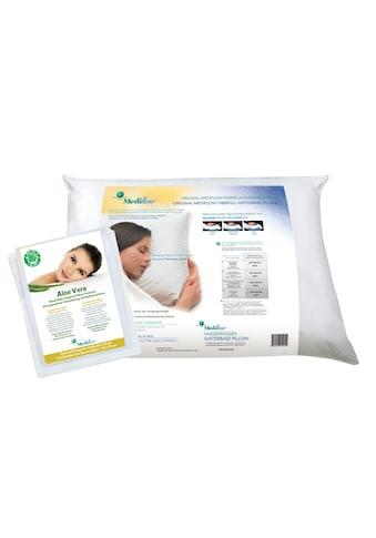 Mediflow Wasserkissen »5228«, Bezug: 100% Baumwolle, (2 St.) kaufen