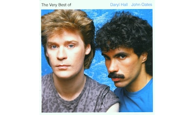 Musik - CD BEST OF,THE VERY / HALL, DARYL & JOHN OATES, (1 CD) kaufen
