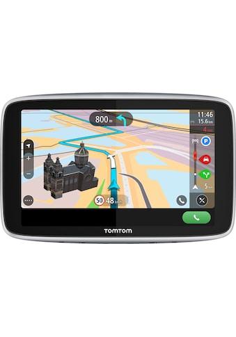 TomTom Navigationsgerät »GO Premium 6 World« kaufen