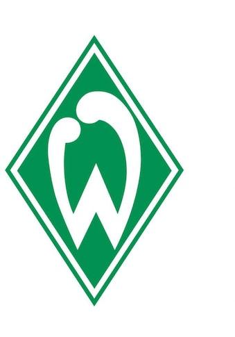 Wall-Art Wandtattoo »Fußball Werder Bremen Logo« kaufen