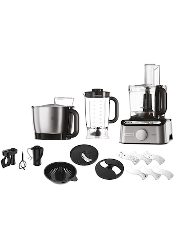 KENWOOD Kompakt - Küchenmaschine FHM155SI, 1000 Watt, Schüssel 3 Liter kaufen