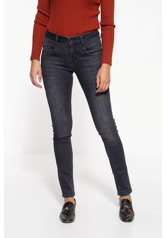 ATT Jeans 5-Pocket-Jeans »Zoe«, mit Waschungen und Wonder Stretch kaufen