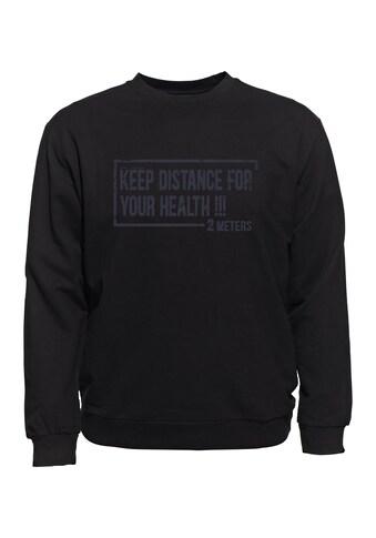AHORN SPORTSWEAR Sweatshirt, mit Statement-Print kaufen