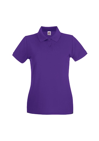 Fruit of the Loom Poloshirt »Damen Lady - Fit Premium« kaufen