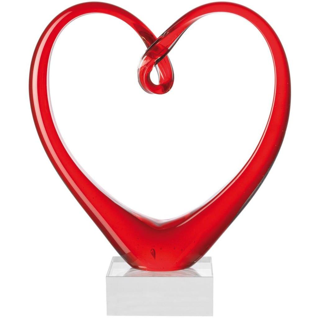 LEONARDO Dekoobjekt »Heart«, 24 cm