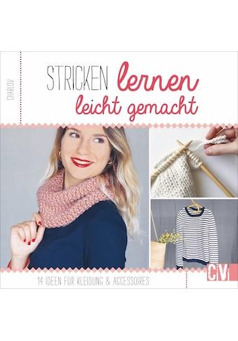 Buch »Stricken lernen leicht gemacht / Katrin Korch« kaufen