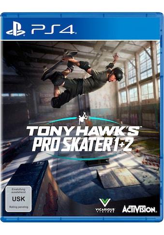 Tony Hawk 's Pro Skater 1+2 PlayStation 4 kaufen
