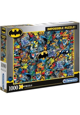 Clementoni® Puzzle »Impossible Collection - Batman« kaufen