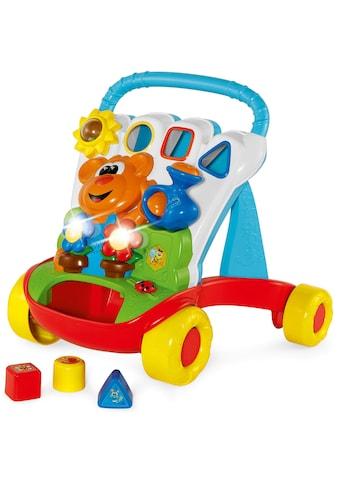 Chicco Lauflernwagen »2-in-1 Baby Gärtner«, mit Licht und Sound kaufen