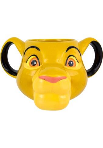 Paladone Dekobecher »Disney Simba 3D Becher« kaufen