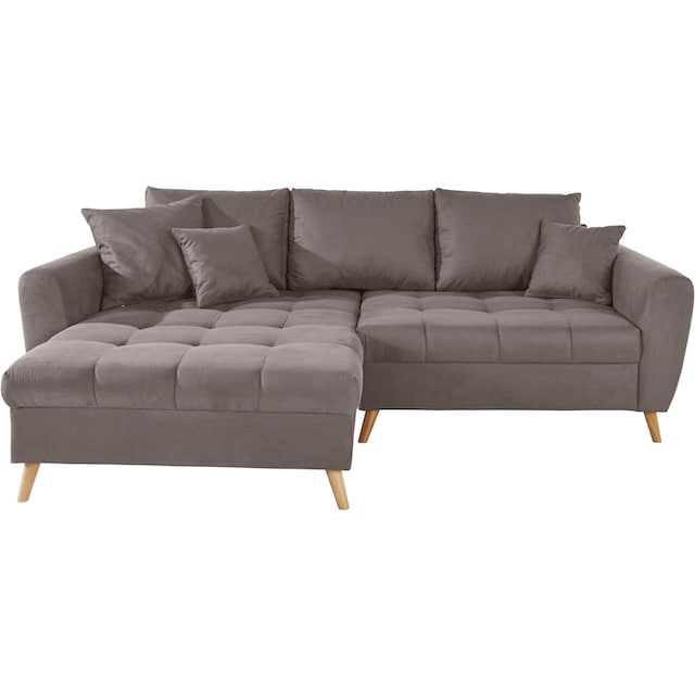 andas Ecksofa »Blackburn Luxus«