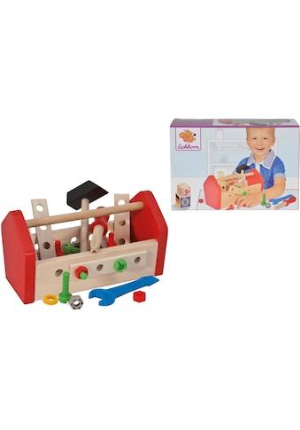 Eichhorn Spielwerkzeugkoffer »Werkzeugbox«, (Set), aus Holz, Made in Germany,... kaufen