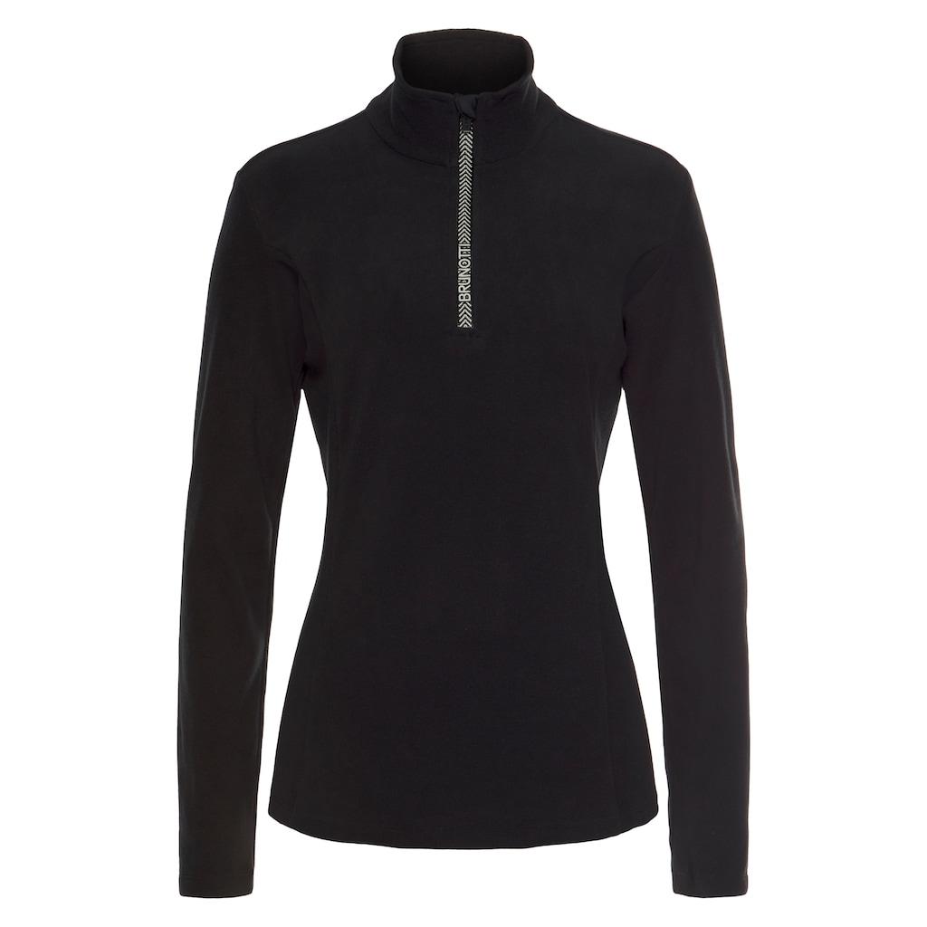 Brunotti Strickfleece-Pullover »MISMA«