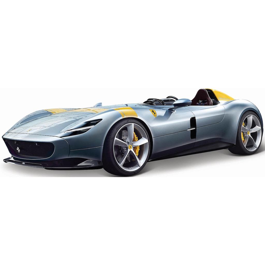 Bburago Sammlerauto »Ferrari Monza SP1«, 1:24