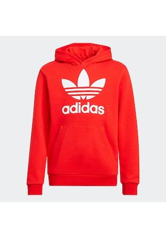 adidas Originals Sweatshirt »TREFOIL HOODIE« kaufen