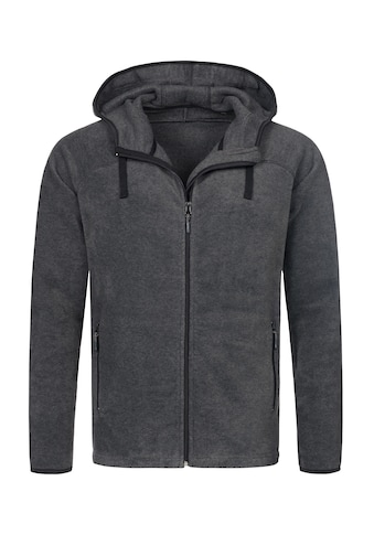 Stedman Fleecejacke »Hooded Fleece Jacket«, mit Kapuze kaufen