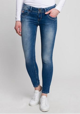 LTB Skinny-fit-Jeans »SENTA«, mit vielen besonderen Details kaufen