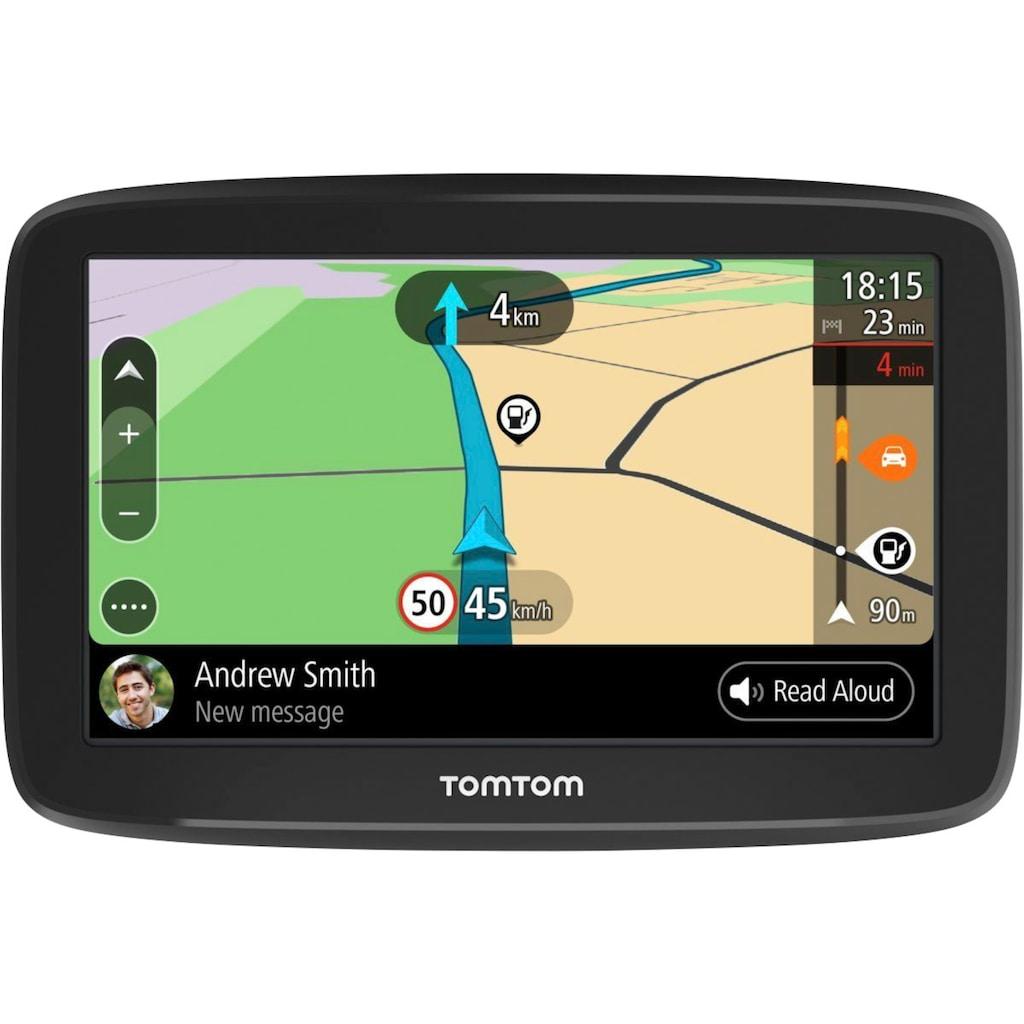 TomTom PKW-Navigationsgerät »GO BASIC EU 45«, (West- und Osteuropa)