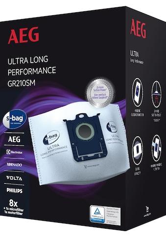 AEG Staubsaugerbeutel »s-bag Megapack für AEG VX9 GR210SM« kaufen
