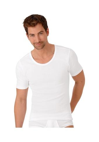 Trigema Halbarm - Unterhemd Bio im Doppelpack kaufen