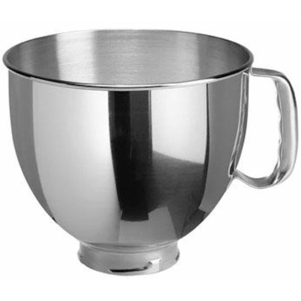 KitchenAid Küchenmaschine »Artisan 5KSM175PSECA«, 300 W, 4,8 l Schüssel, mit Gratis Wasserkocher, 2. Schüssel, Flexirührer