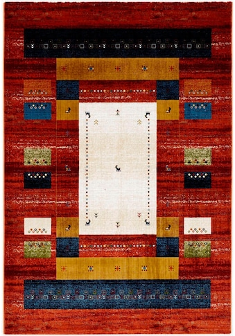 Teppich, »Megaglance Makah«, OCI DIE TEPPICHMARKE, rechteckig, Höhe 8 mm, maschinell gewebt kaufen