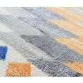 CosmoLiving by Cosmopolitan Teppich »Bodrum Tribal«, rechteckig, 8 mm Höhe, Kelim Optik, Wohnzimmer