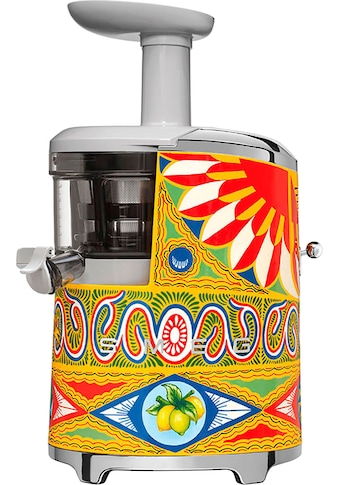 DOLCE & GABBANA Sicily is my Love Entsafter SJF01DGEU Sonderedition, 150 Watt kaufen
