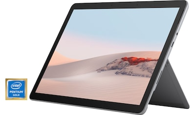 Microsoft Notebook »Surface Go 2, 64/4 GB platin« kaufen