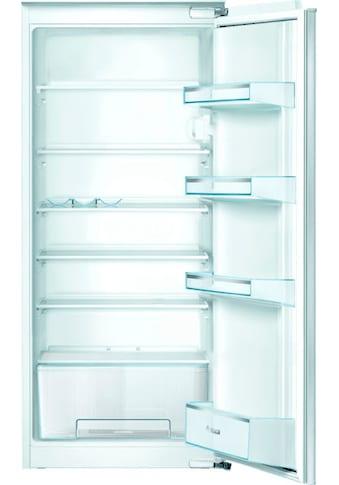BOSCH Einbaukühlschrank 2, 122,1 cm hoch, 54,1 cm breit kaufen