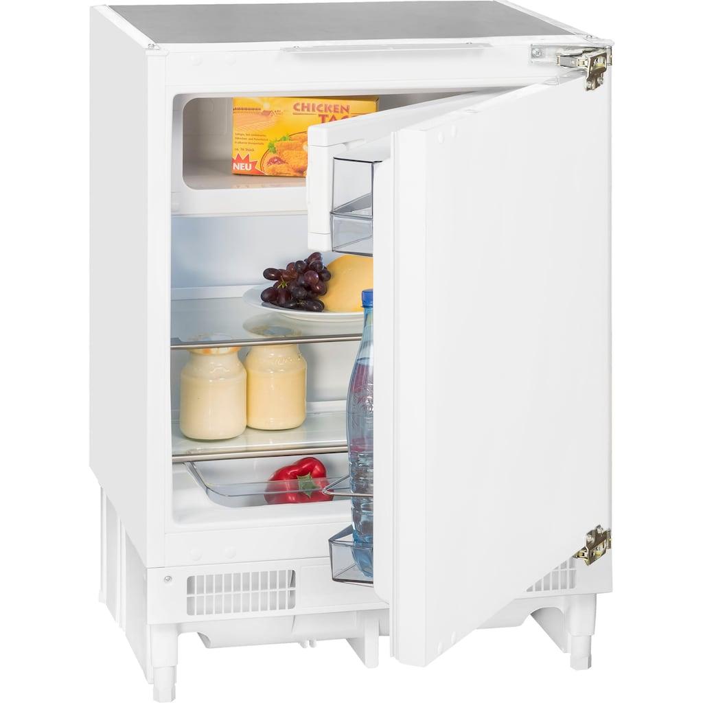 exquisit Einbaukühlschrank