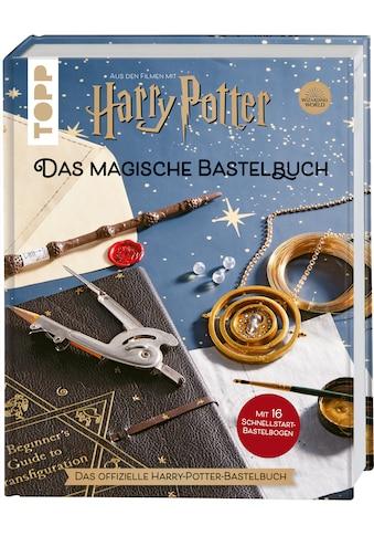 Buch »Harry Potter - Das magische Bastelbuch / DIVERSE« kaufen