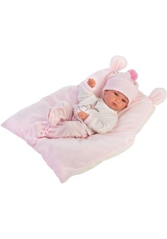 Llorens Babypuppe »Bimba rosa, 35 cm«, Made in Europe kaufen