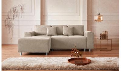 Guido Maria Kretschmer Home&Living Ecksofa »Györ« kaufen