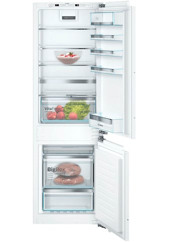 BOSCH Einbaukühlgefrierkombination »KIN86AFF0«, 6 kaufen