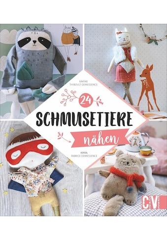 Buch »Schmusetiere nähen / Karine Thiboult-Demessence, Wiebke Krabbe« kaufen