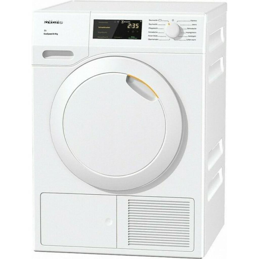 Miele Wärmepumpentrockner »TCD450 WP EcoSpeed&8kg«
