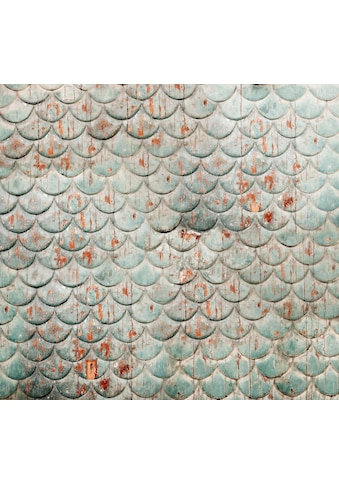 Komar Fototapete »Vliestapete Antique«, bedruckt-geblümt-floral-realistisch, 300 x 280 cm kaufen