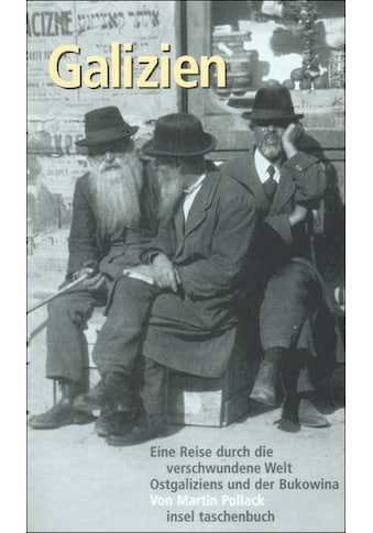 Buch »Galizien / Martin Pollack, Martin Pollack« kaufen