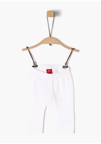 s.Oliver Jerseyhose_für Babys kaufen
