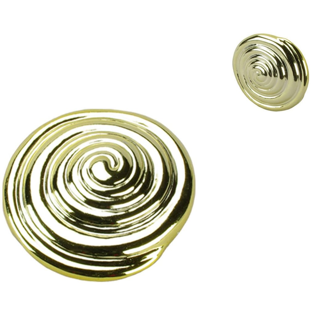 Liedeco Dekomagnet »Schnecke«, (Packung, 2 St.), für metallische Flächen