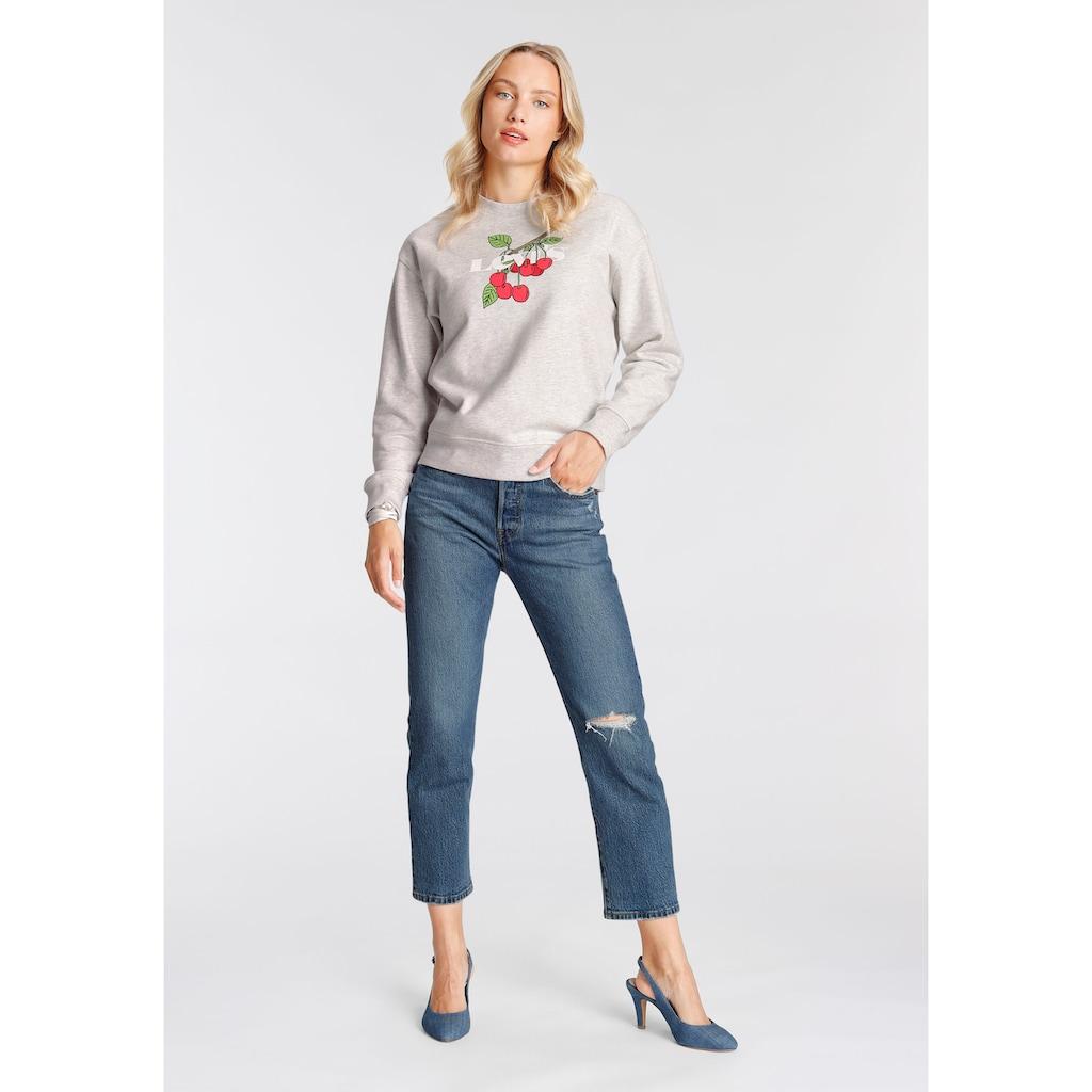 Levi's® Regular-fit-Jeans »501 CROP«